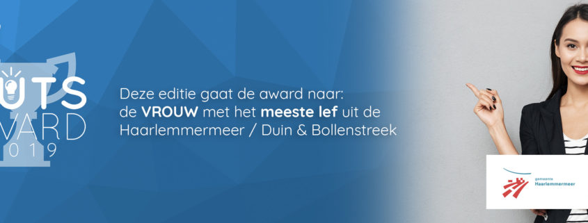 Nominatie The GUTS Award 2019
